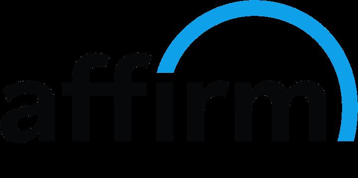 Affirm Blue Logo