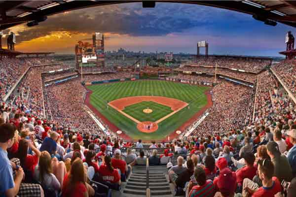Citizens Bank Park Seating Chart Row Seat Numbers