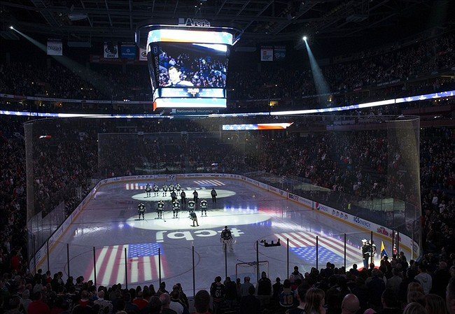 Columbus Blue Jackets Tickets | No Service Fees
