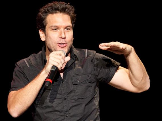 dane cook beard