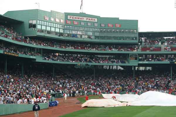 Fenway Park Seating Chart Row Seat Numbers