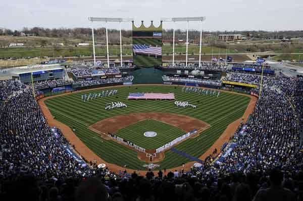 Kansas City Royals Stadium Address