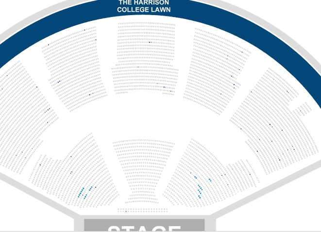 Klipsch music center seating map my blog