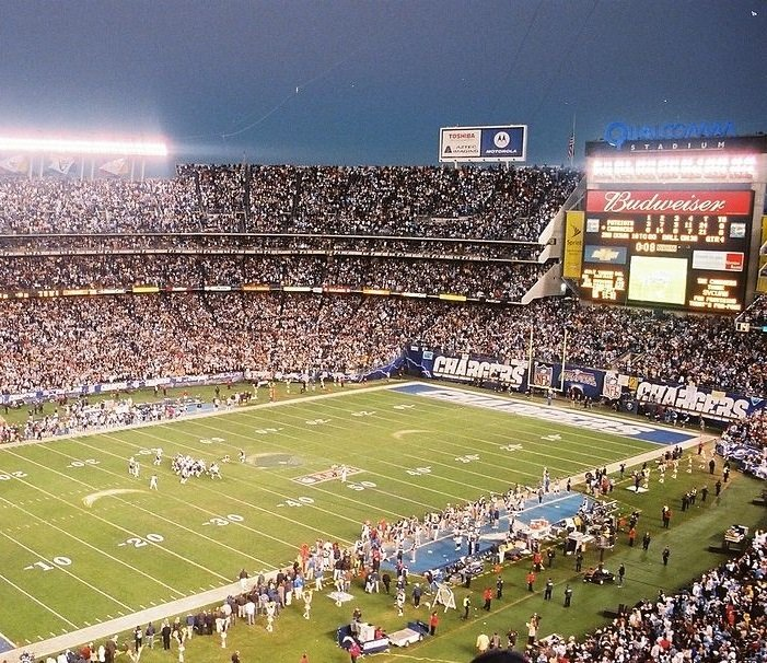 Cheap Los Angeles Chargers Tickets No Service Fees