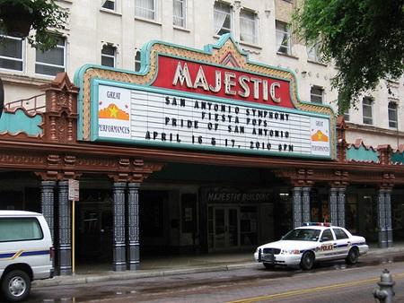 Majestic Theatre San Antonio Seating Chart Row Amp Seat