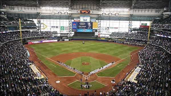 Miller Park Seating Chart Row Seat Numbers