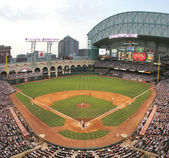 Minute Maid Park Seating Chart Row Seat Numbers