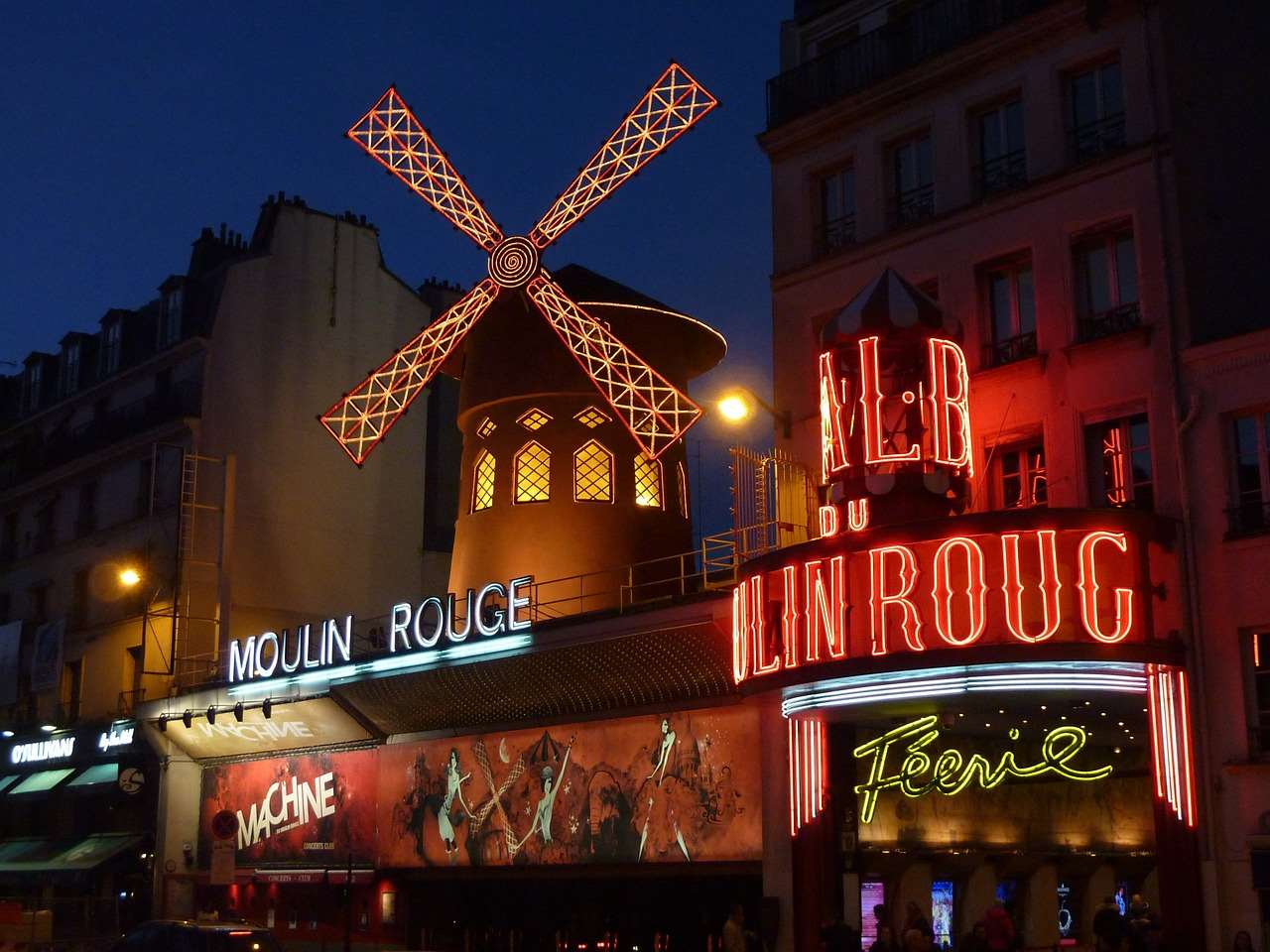 Moulin Rouge - The Musical