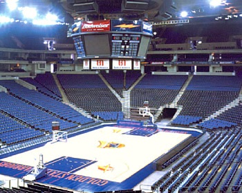 Oracle Arena Seating Chart Row Amp Seat Numbers