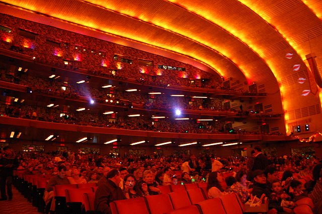 Radio City Music Hall Best Seats For Christmas Spectacular