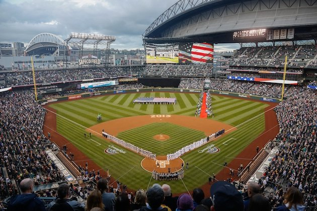 Electric Daisy Carnival Logo Safeco Field Seating C...