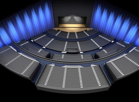 Verizon Theatre At Grand Prairie Seating Chart Row Seat Numbers