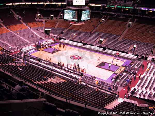 Scotiabank Arena Seat Views - Section by Section