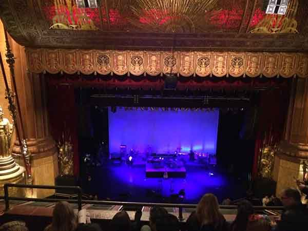 Beacon Theatre - NY Seat Views - Section by Section