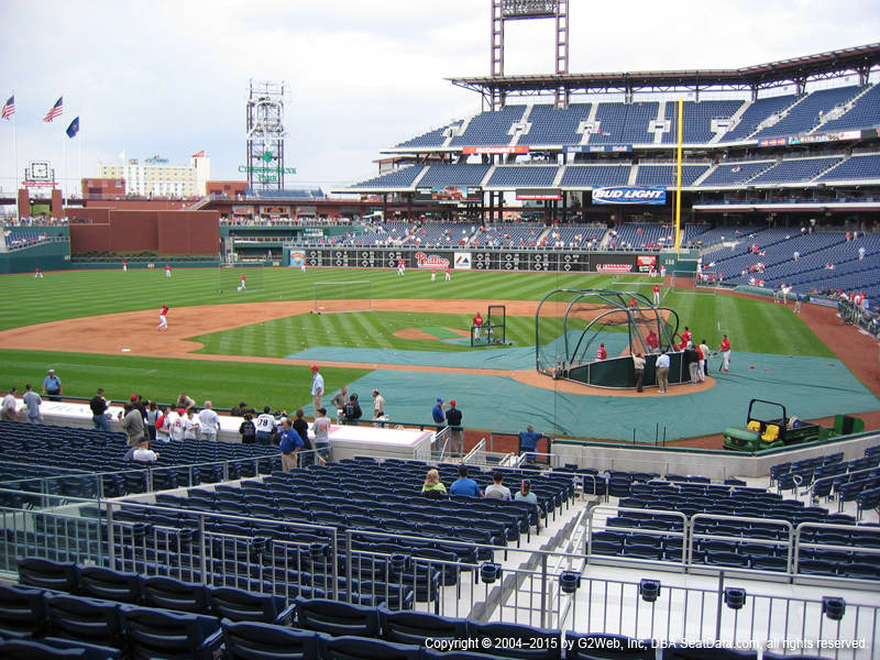 Citizens Bank Park Seat Views - Section by Section