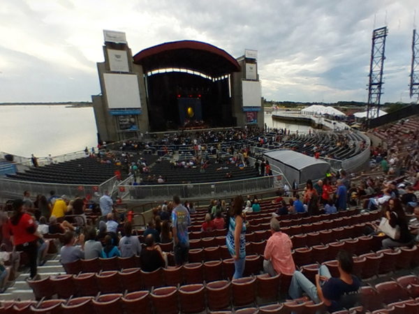 Northwell Health At Jones Beach Theater Seat Views Section