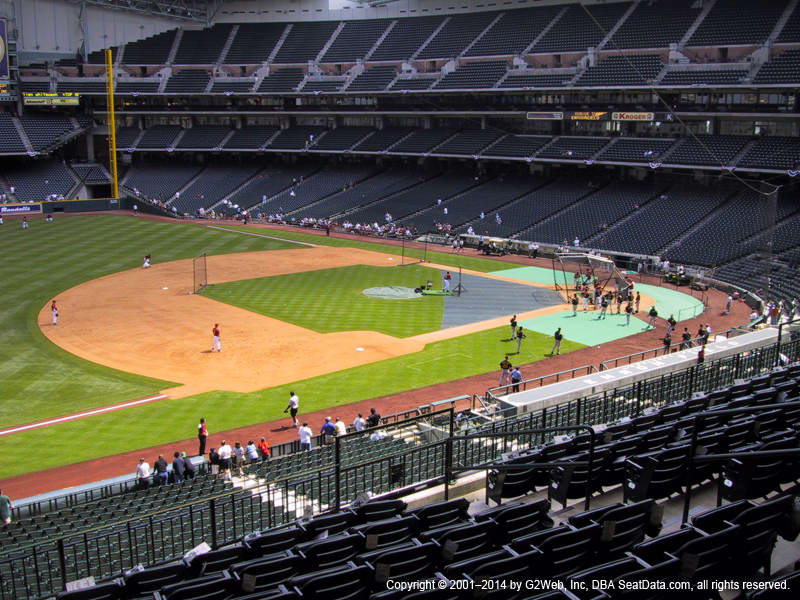 Minute Maid Park Seat Views Section By Section