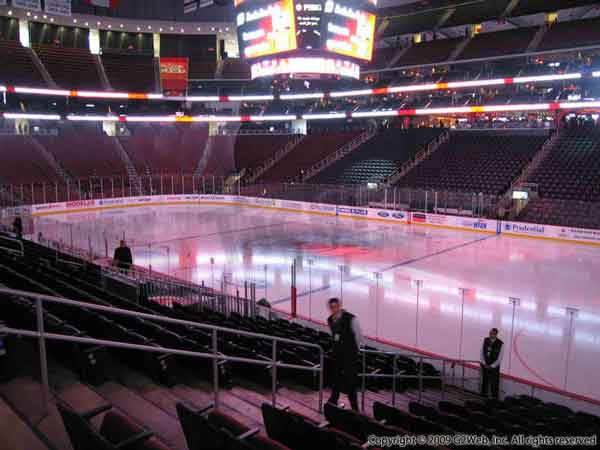 f8ab8a93a Prudential Center Seat Views - Section by Section