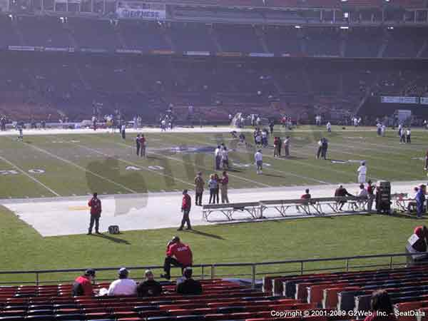 Sdccu Stadium Seat Views Section By Section