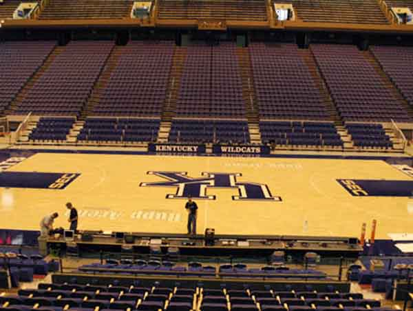 85468e88 Rupp Arena Seat Views - Section by Section