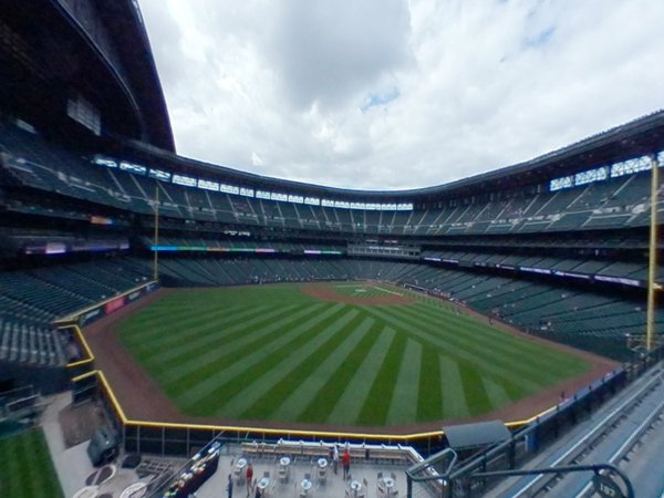 T-Mobile Park Seat Views - Section by Section