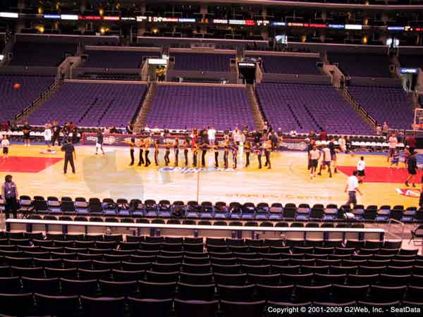 Staples Center Seat Views - Section by Section