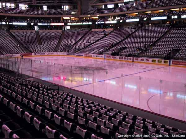 Xcel Energy Center Seat Views Section By Section