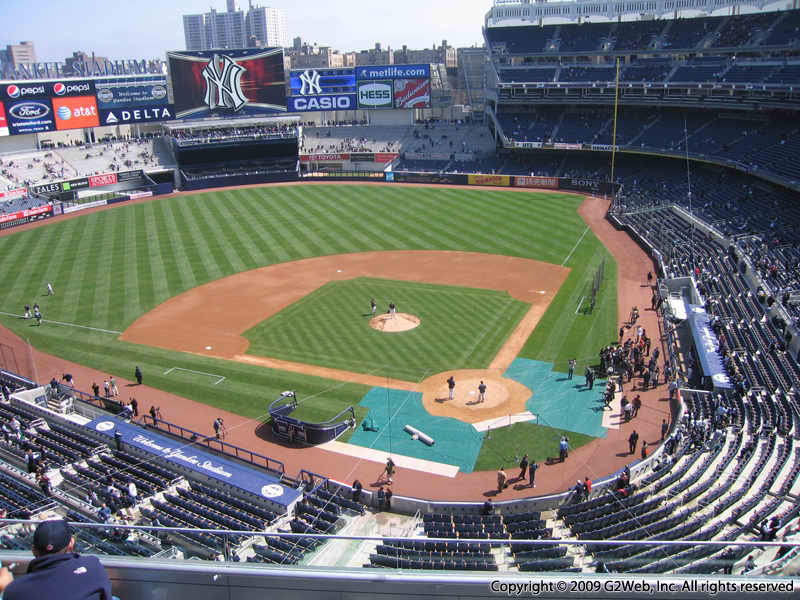 Yankee Stadium Seat Views - Section by Section